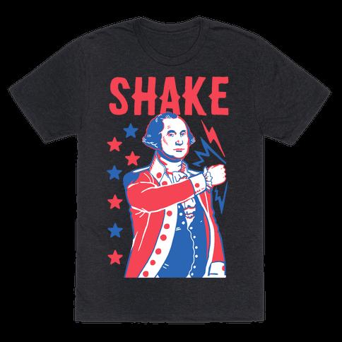Shake & Bake: George Washington
