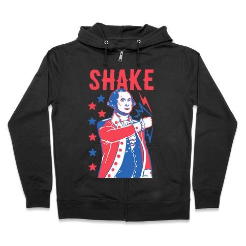 Shake And Bake Girl
