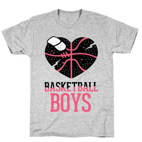 Basketball Boys T-Shirt