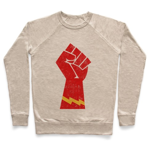 Flash Fist Pullover