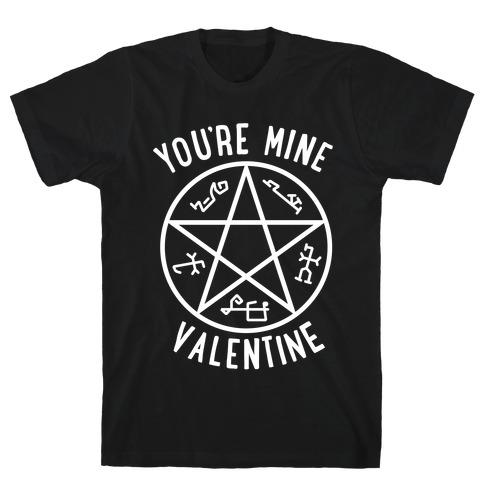 Devil's Trap Supernatural Valentine T-Shirt