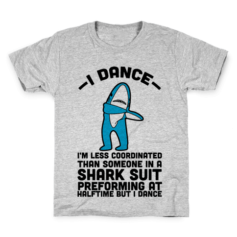 I'm Not Saying I'm Left Shark Kids T-Shirt