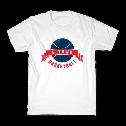 ATL Basketball Kids T-Shirt