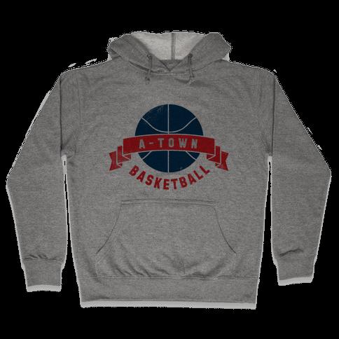 ATL Basketball Hooded Sweatshirt