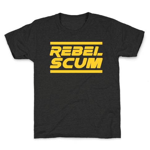 Rebel Scum Kids T-Shirt
