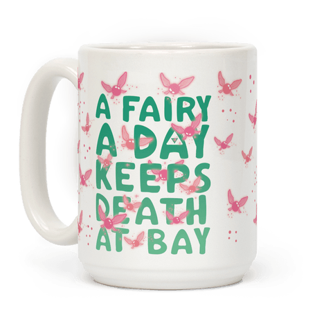 A Fairy A Day Keeps Death At Bay