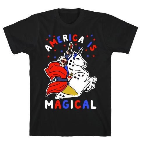America Is Magical T-Shirt