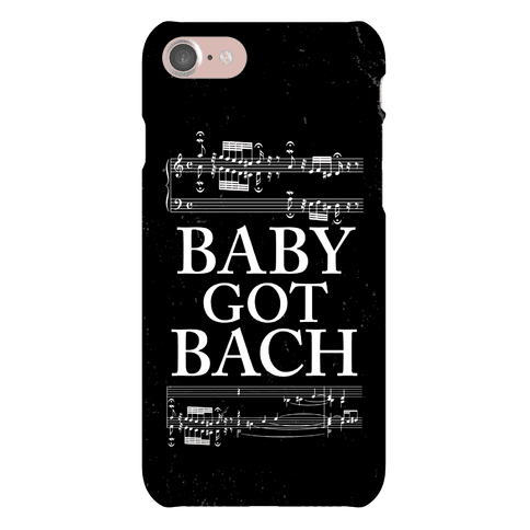 Baby Got Bach Phone Case