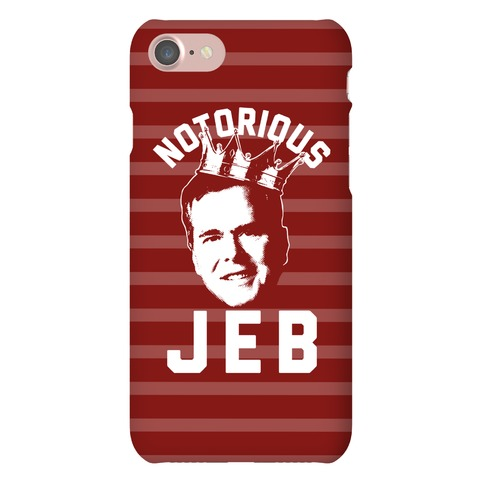 Notorious JEB Phone Case