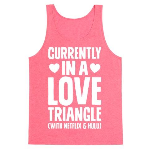 Love Triangle Tank Top