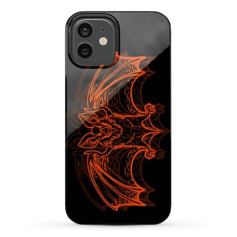Spooky Bat Phone Case