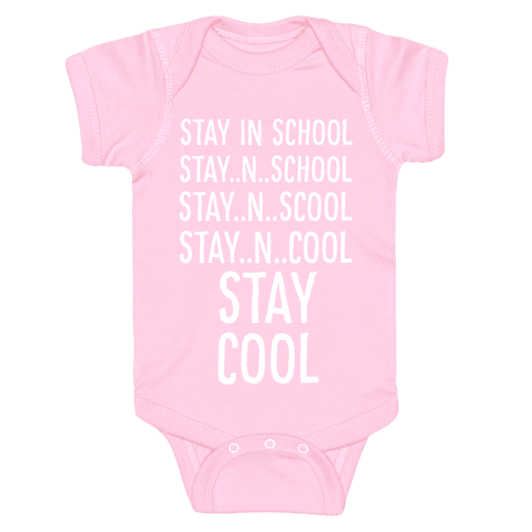 Stay Cool! Baby Onesy