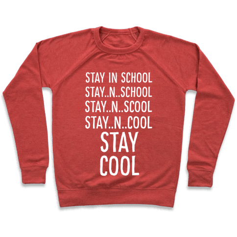 Stay Cool! Pullover