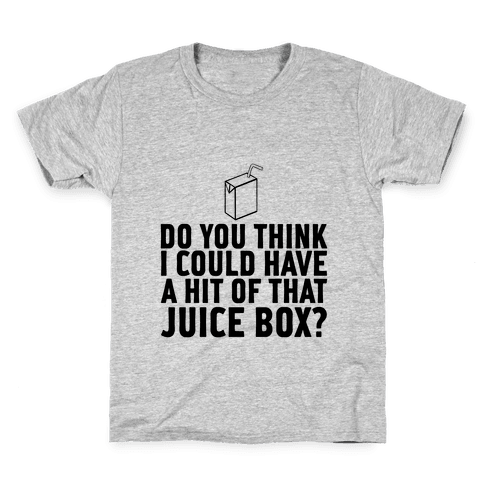 Juice Box Kids T-Shirt