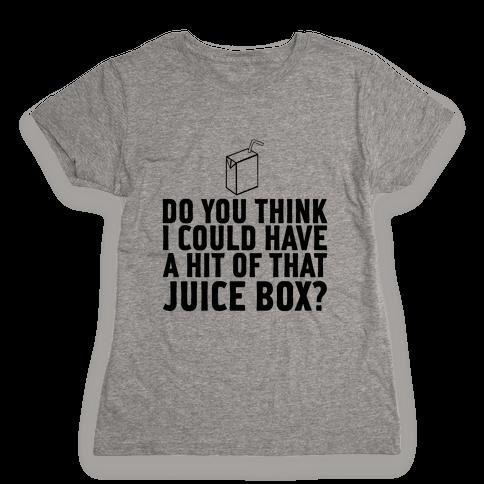 Juice Box Womens T-Shirt