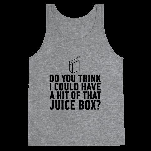 Juice Box Tank Top