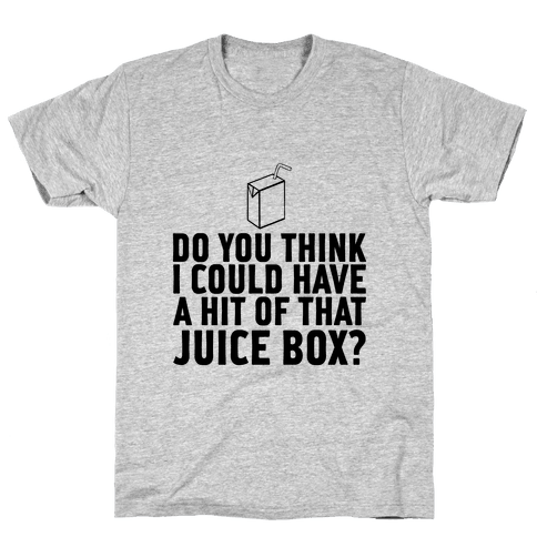 Juice Box Mens T-Shirt