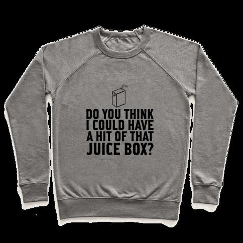 Juice Box Pullover
