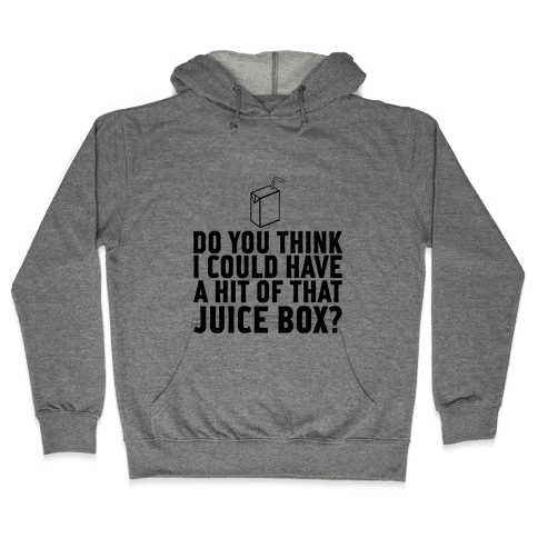 Juice Box Hooded Sweatshirt