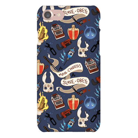 Bioshock Pattern Phone Case