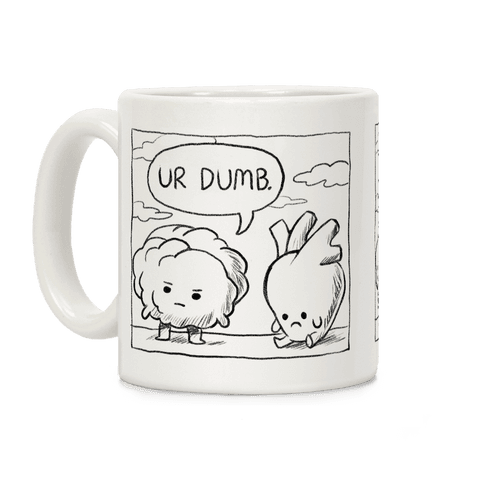 Ur Dumb Coffee Mug