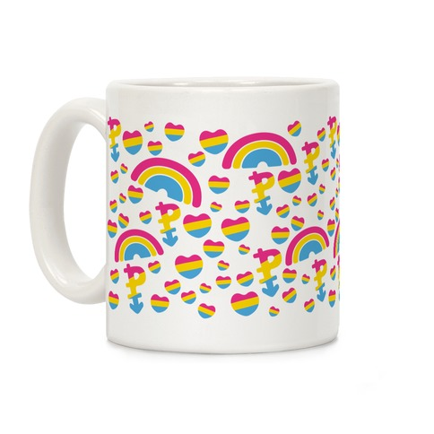Pansexual Pride Coffee Mug