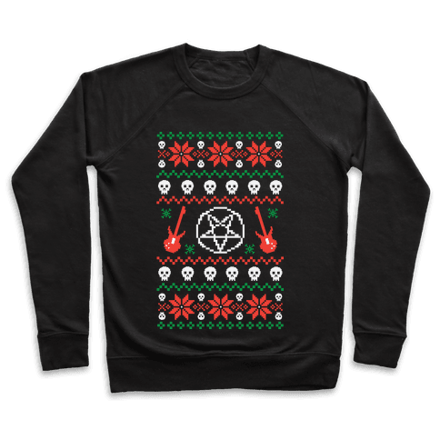 Heavy Metal Christmas Sweaters - T-Shirts, Tanks, Coffee Mugs and ...