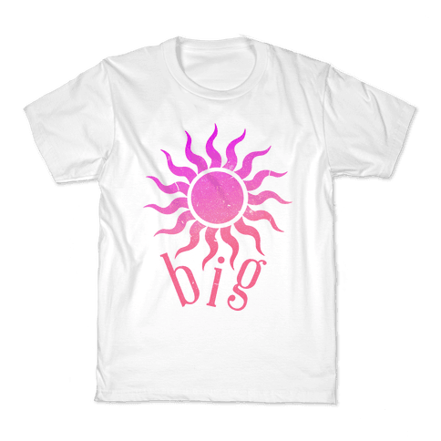 Sun and Moon (sun) Kids T-Shirt