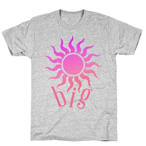 Sun and Moon (sun) T-Shirt