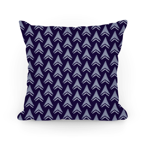 Navy Arrow Pattern