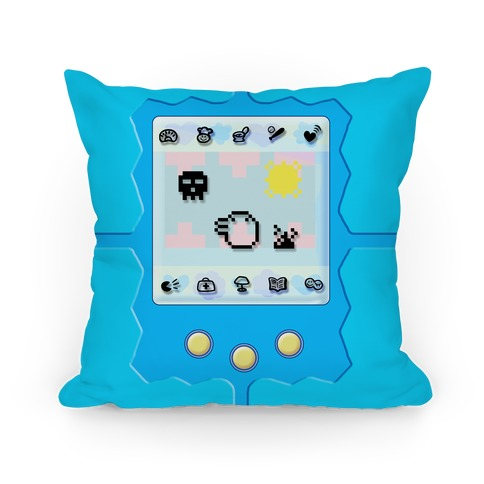Digital Pet Pillow