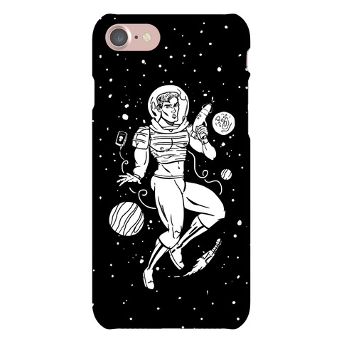 Gaylactic Warrior Phone Case