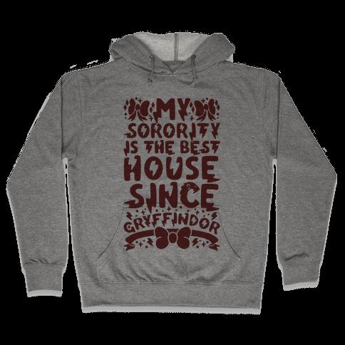 Gryffindor Sorority Hooded Sweatshirt