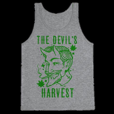 The Devil's Harvest Tank Top