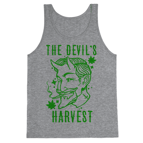 The Devil's Harvest Tank Top
