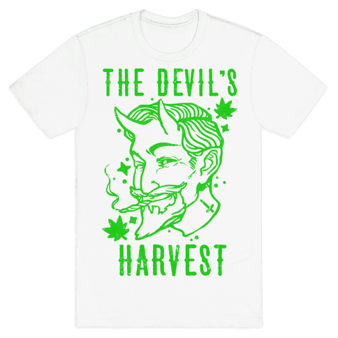 The Devil's Harvest Mens T-Shirt
