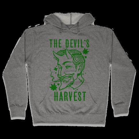 The Devil's Harvest Hooded Sweatshirt