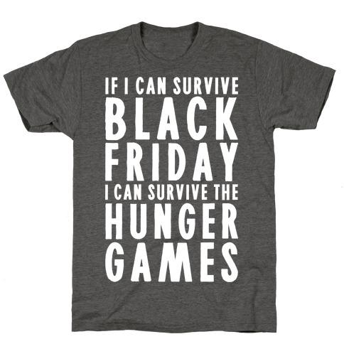 Black Friday Hunger Games T-Shirt