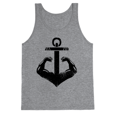 Swole Anchor Tank Top