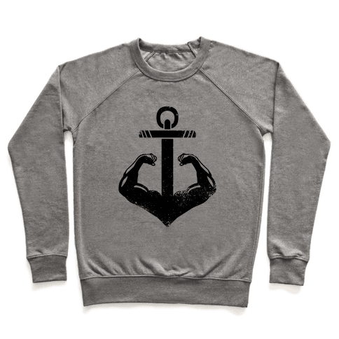 Swole Anchor Pullover