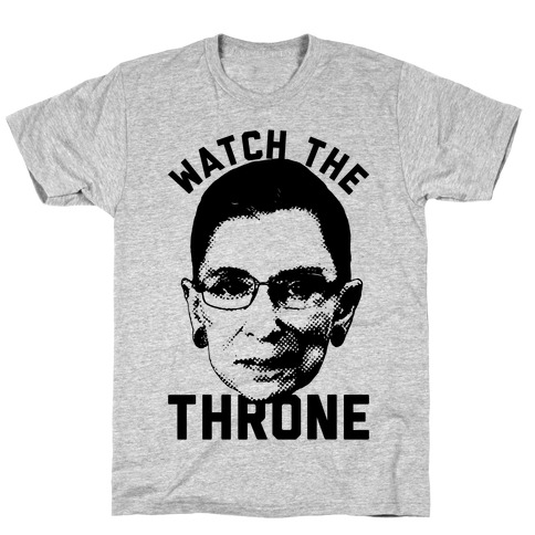 Watch The Throne RGB T-Shirt