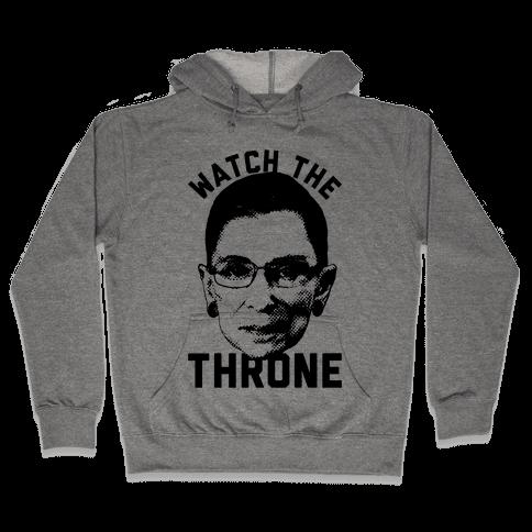 Watch The Throne RGB Hooded Sweatshirt