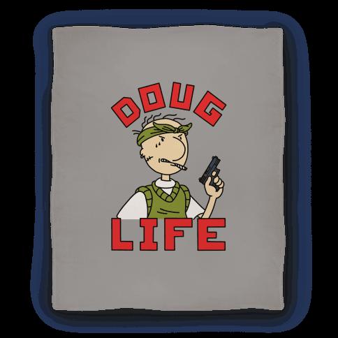 Doug Life Blanket