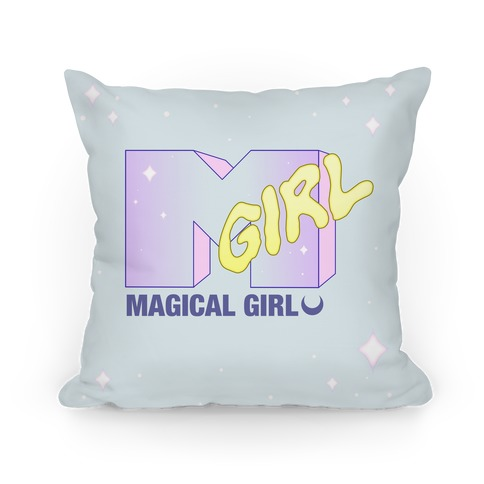 Magical Girl (MTV) Pillow