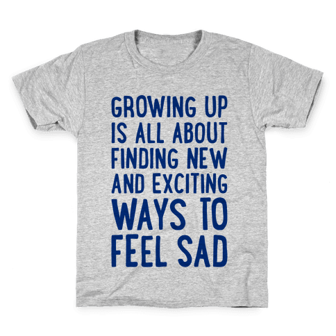 Growing Up Kids T-Shirt