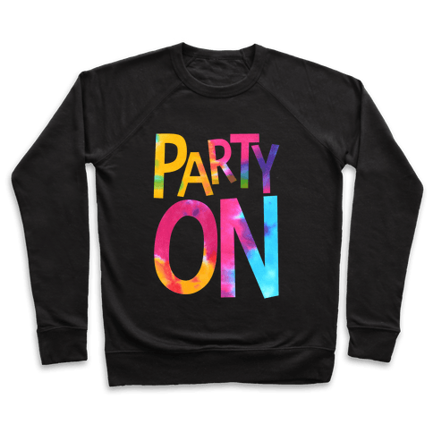 Party On Pullover