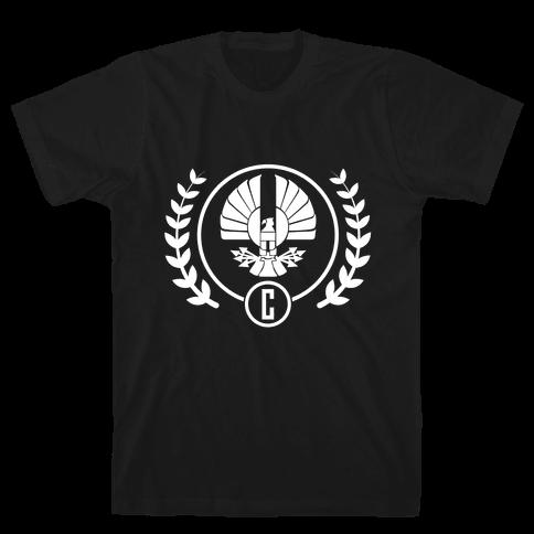 The Capitol Mens T-Shirt
