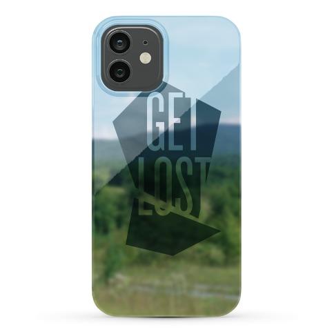 Get Lost Phone Case