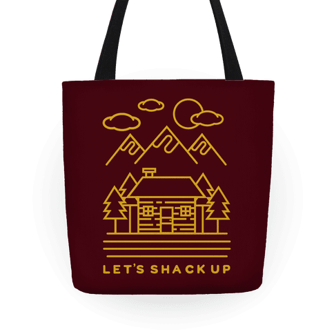 Let's Shack Up Tote