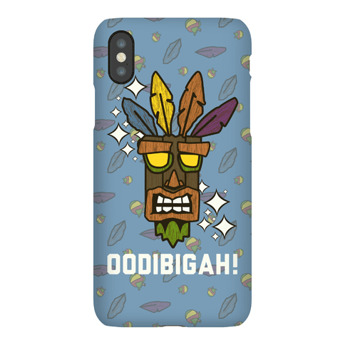 Crash Aku-Aku Mask Phone Case